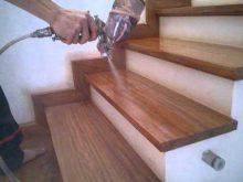 Mơ thấy cầu thang gỗ