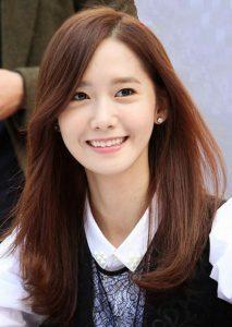 Tóc đẹp Yoona