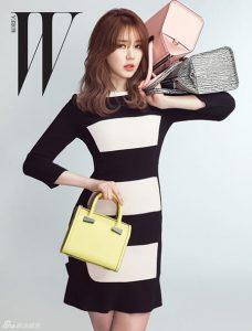 Tóc đẹp như Yoon Eun Hye