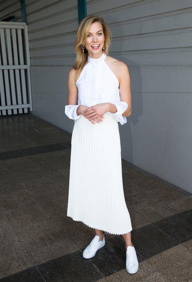 Kiểu chân váy không thể thiếu trong tủ đồ mùa hè của sao Hollywood
