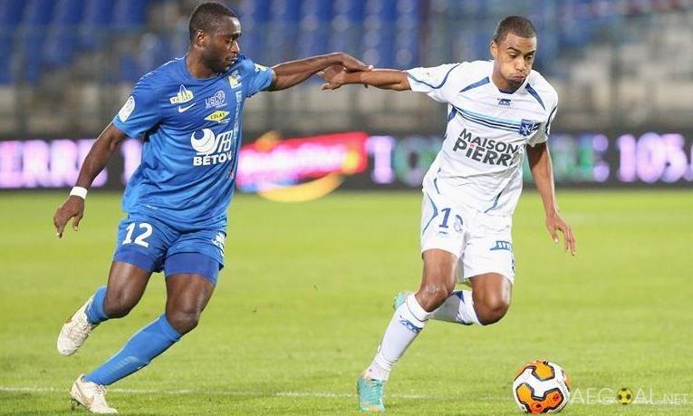 Auxerre vs Ajaccio