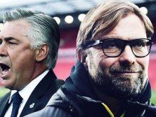 Klopp cho rằng Ancelotti là một chiến lược gia xuất sắc