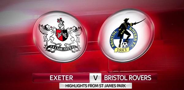 Nhận định Exeter vs Bristol Rovers