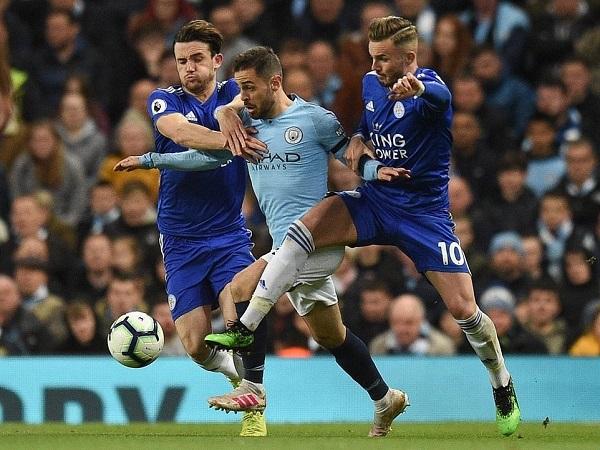 Man City 1-0 Leicester: Chạm 1 tay vào ngôi vương