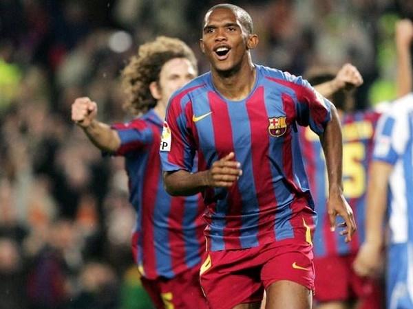 Eto'o khen ngợi Mourinho là HLV giỏi nhất