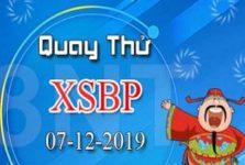Nhận định kqxsbp ngày 07/12 chuẩn 100%
