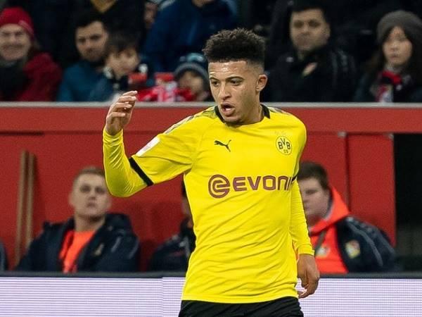 Jadon Sancho sẽ rời Dortmund, MU mừng thầm