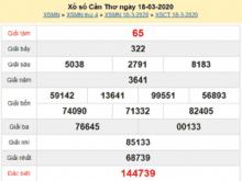 Phân tích KQXSCT thứ 4 ngày 25/03 xác suất trúng cao