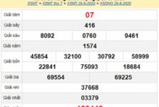 Dự đoán KQXSDN ngày 30/09/2020- xổ số đà nẵng thứ 4
