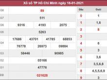Dự đoán XSHCM 18/1/2021 chốt đầu đuôi giải đặc biệt hôm nay