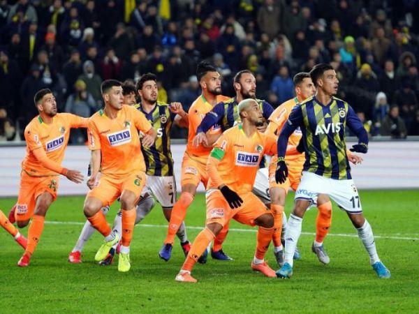 Nhận định tỷ lệ Fenerbahce vs Alanyaspor, 23h00 ngày 07/01
