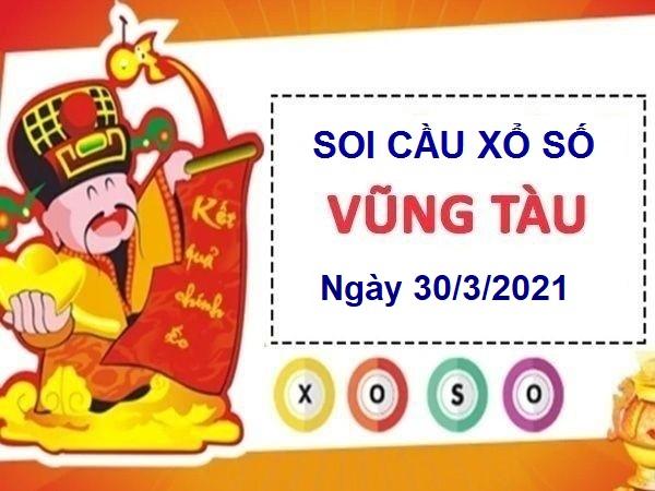 Soi cầu XSVT ngày 30/3/2021