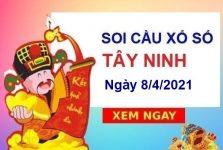 Soi cầu XSTN ngày 8/4/2021