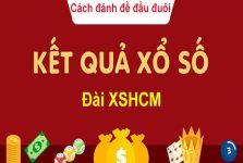 Thống kê những cách đánh đề đầu đuôi XSHCM chính xác