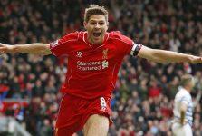 Steven Gerrard và David Beckham là những cầu thủ mới nhất được giới thiệu vào Premier League