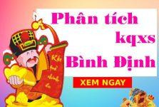 Phân tích kqxs Bình Định 27/5/2021