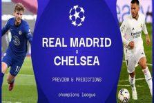 Thông tin trước trận Real Madrid vs Chelsea, 2h00 ngày 6/5