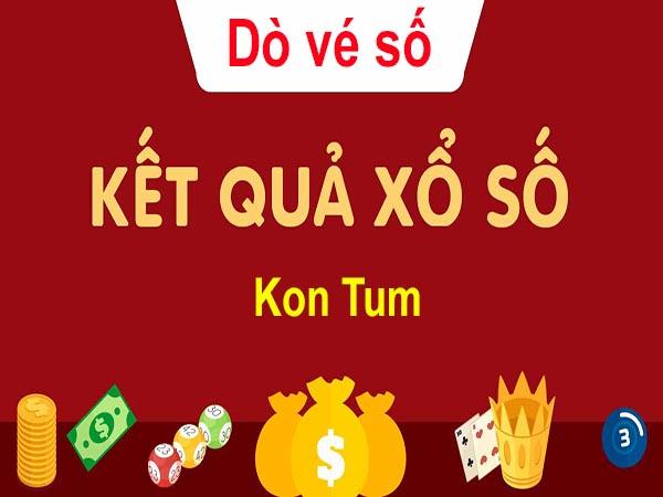Hướng dẫn phương pháp dò vé số Kon Tum chuẩn xác nhất