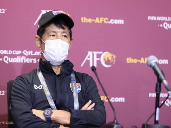 Bóng đá châu Á chiều 4/6: HLV Nishino thừa nhận 'cửa khó cho Thái Lan'