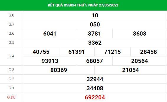 Phân tích xổ số Bình Định 3/6/2021 hôm nay thứ 5 chính xác