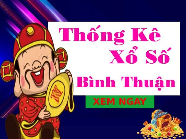 Thống kê xổ số Bình Thuận 1/7/2021