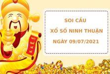 Soi cầu XS Ninh Thuận chính xác thứ 6 ngày 09/07/2021