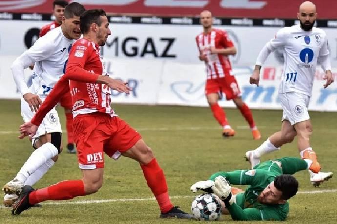 Nhận định bóng đá Gaz Metan Medias vs UTA Arad, 1h00 ngày 31/8