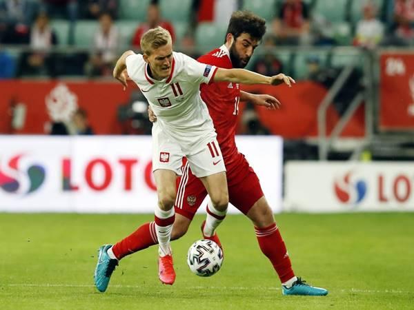Nhận bóng đá Nga vs Malta, 01h45 ngày 08/09