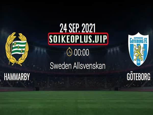 Soi kèo Hammarby vs Goteborg 24/9