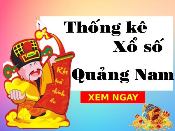 Thống kê xổ số Quảng Nam 5/10/2021